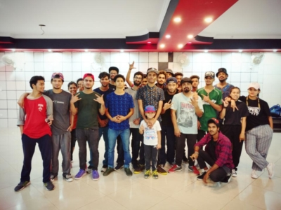 Kommotion School Dehradun | Popping Workshop by ICELATE