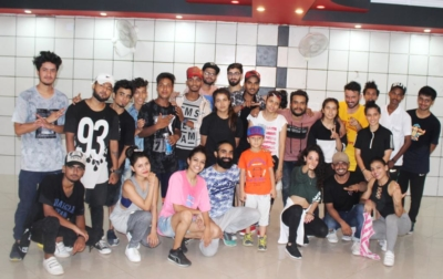 Kommotion School Dehradun | Dance Hall Workshop